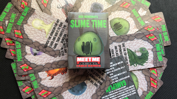 Slime Time board game