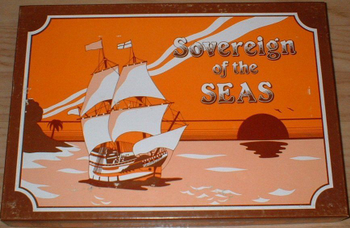 Sovereign of the Seas board game