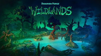 Wildlands by Dwarven Forge: Handcrafted Modular Game Terrain