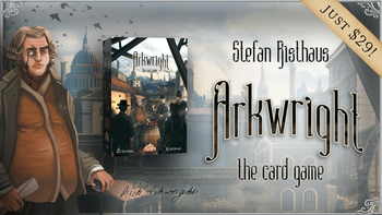 Arkwright the Card Game board game