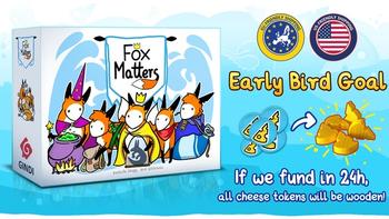 Fox Matters board game