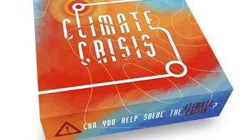 Climate Crisis board game