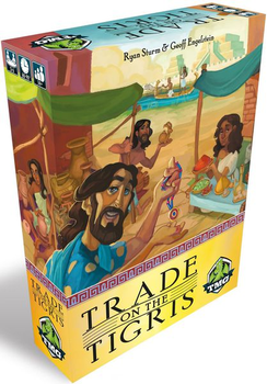 Trade on the Tigris board game