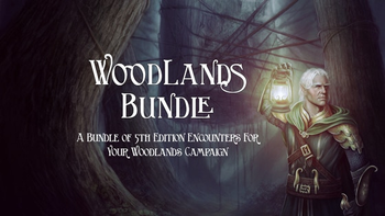 Limitless Woodland Bundle board game