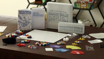 Board Game Design Starter Kit board game