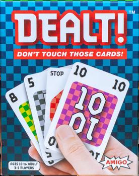 Dealt! board game