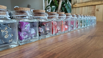 Dice Potions board game