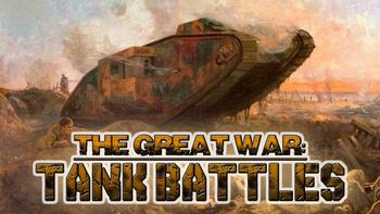 The Great War: Tank Battles board game