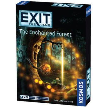 Exit: The Game - The Enchanted Forest board game