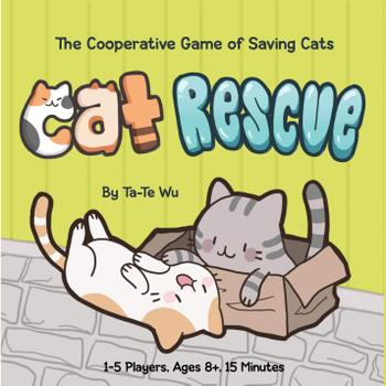 Cat Rescue board game
