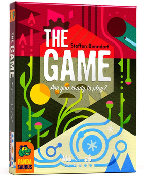 The Game: Are you ready to play the Game? board game