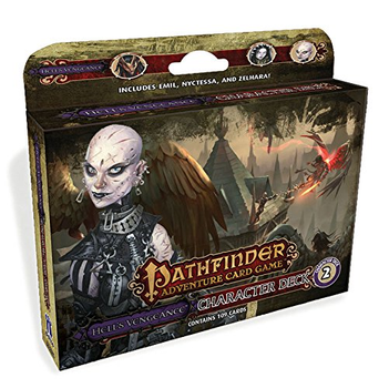 Pathfinder Adventure Card Game: Hell's Vengeance Character Deck 2 board game