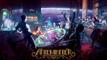 Antematter board game