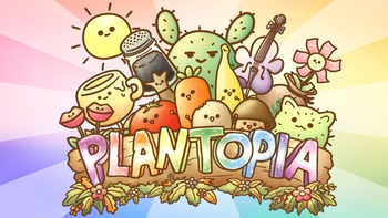 Plantopia: The Card Game board game