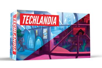 Techlandia board game