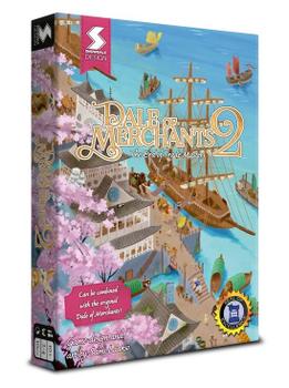 Dale of Merchants 2 board game