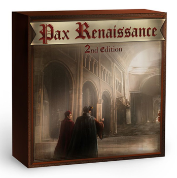 Pax Renaissance: 2nd edition board game