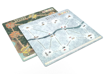 Root: Fall & Winter Playmat board game