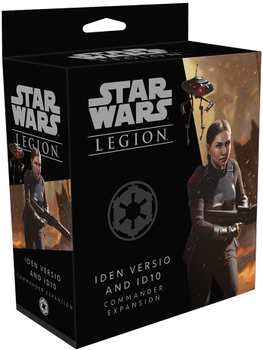 Star Wars: Legion - Iden Versio and ID10 Commander Expansion board game