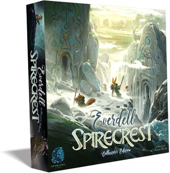 Everdell: Spirecrest board game