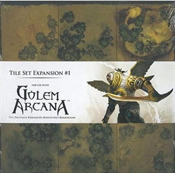 Golem Arcana: Tile Set 1