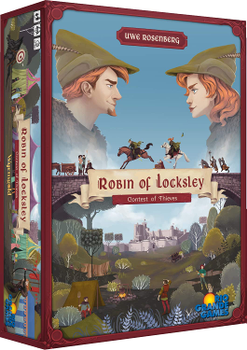 Robin of Locksley board game