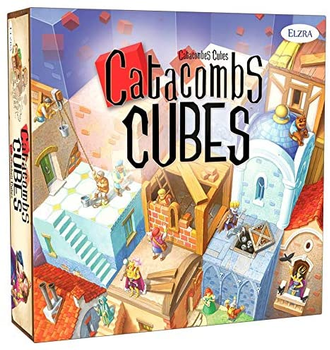 Catacombs Cubes board game