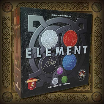 Element Silver board game