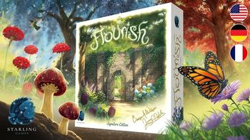 Flourish board game