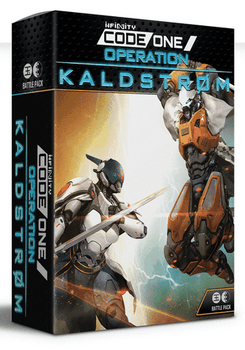 Infinity: Operation Kaldstrom board game