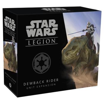 Star Wars: Legion - Dewback Rider Unit Expansion board game