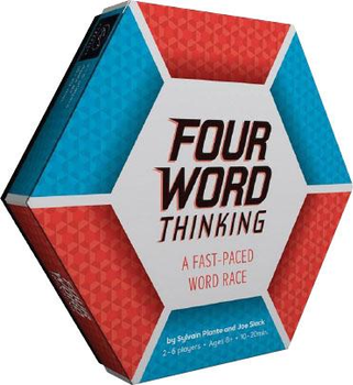 Four Word Thinking board game