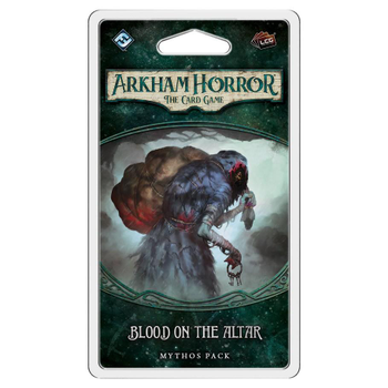 Arkham Horror: The Card Game - Blood on the Altar board game