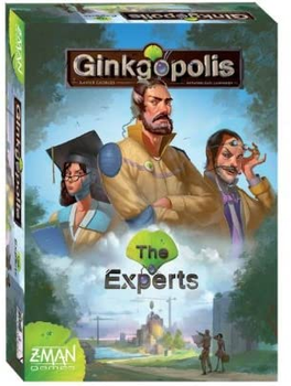 Ginkgopolis: The Experts board game