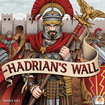 Hadrian's Wall board game