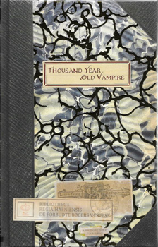 Thousand Year Old Vampire board game