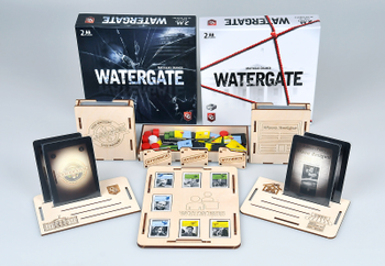 Watergate: Meeple Realty Organizer