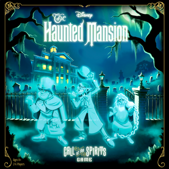 Disney: The Haunted Mansion - Call of the Spirits Game board game