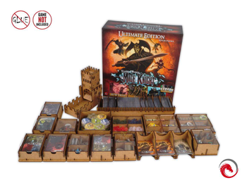 Mage Knight: Ultimate Edition - e-Raptor Insert