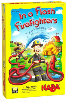 In a Flash Firefighters board game