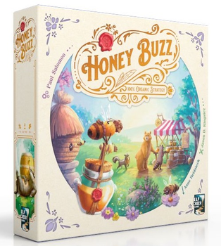 Honey Buzz board game