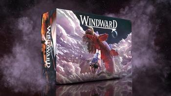 Windward Expansion & Big Box board game