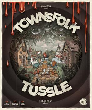 Townsfolk Tussle board game