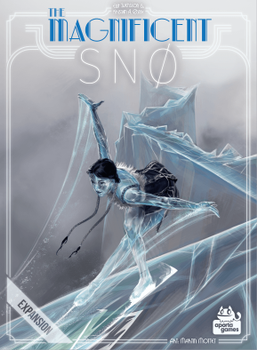 The Magnificent: SNØ board game