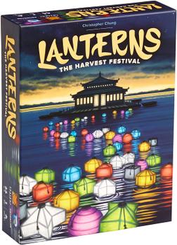 Lanterns: The Harvest Festival board game