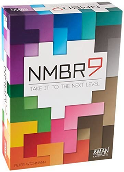 NMBR 9 board game