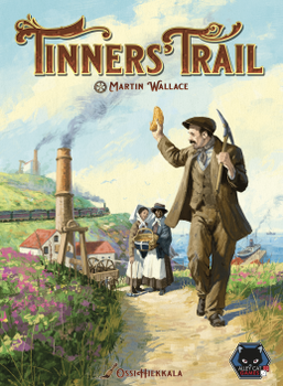 Tinners' Trail board game