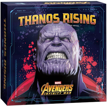 Thanos Rising: Avengers Infinity War board game
