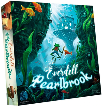Everdell: Pearlbrook board game