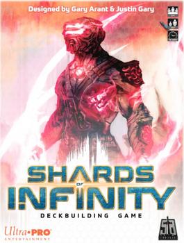 Shards of Infinity: Deckbuilding Game board game